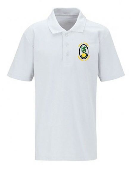 Holy Family Primary White Polo